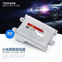 Wholesale D1s Xenon Conversion Kit - OEM Aftermarket AC 35W D1S D1 HID Ballast fast start CANBUS HID Xenon Conversion kit auto headlight car bulb free shippping