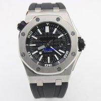 Wholesale Men Luxury Automatic Watch Replicas - fujimin luxury brand watch men AP 42mm Automatic machinery royal oaks watch False watch offshore AAA replicas watches 74