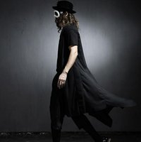 Wholesale Draped Hoodie - Fall-Men's Vest Sleeveless Coat Punk Hoodies Vest High Street Men Loose Cardigan Vest Male Black Hip Hop Vest Jacket,Q74