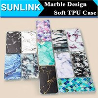 Wholesale Cheap 5s Cases - Cheap Marble Stone Printed Creative Case Soft TPU Relief Back Cover Skin for iPhone 6 6s Plus 5 5s SE