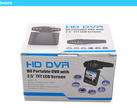 Wholesale Ir Camera Black - 6 IR LED 2.5'' Car Dash cams Car DVR recorder camera system black box H198 night version Video Recorder dash Camera