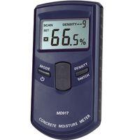 medidores de humedad para paredes al por mayor-Envío gratuito MD917 Concreter medidor de humedad de pared con rango de medición 0 ~ 40% MOQ = 1 Medidor de humedad portátil Nuevo