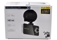 Wholesale Dashboard Display Lcd - Car DVR K6000 LCD 2.2inch1080P Full HD LED Night Recorder Dashboard Vision Veicular Camera dashcam Carcam video Registrator Car DVRs
