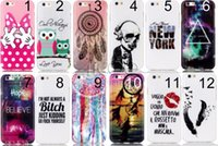 Para o iPhone SE 5 5S 6 6S Plus Samsung Galaxy S6 edge S5 S4 Nota 5 Preço de fábrica TPU Protector Cell Back Cover OPP BAG