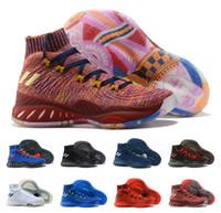 Più nuovo Colore 2017 Crazy Explosive Boost 2017 Andrew Wiggins Scarpe da  basket per alta qualità Mens Socks Sport Training Sneakers Taglia 7-12 f1bae57800fb