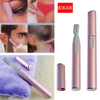 Wholesale Women One Leg - All in one Personal Trimmer Head to Toe Groomer Leg Hair Blade Knife Mistake proof Micro Trim Just a Touch Max Shaver Face Epicare Epistick