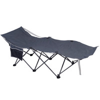 Wholesale Folding Outside furniture cm leisure beach chairs bed office lunch nap bed camp bed siesta easy chair stool