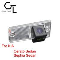 wireless parking reversing camera NZ - For KIA Cerato Sedan Sephia Sedan Wireless Car Auto Reverse CCD HD Rear View Camera Parking Assistance