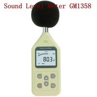Wholesale Noise Meter Display - 100% Original LCD Screen Display GM1358 30-130dB Digital Sound Level Meter Noise Tester In Decibels Approved by CE ROHS FCC Sandard