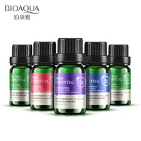 körperöl marken großhandel-Marke Körper Gesicht Hautpflege Lavendel Rose Teebaum Kristallprotein Ätherisches Öl 10 ml Feuchtigkeitsspendende Öl Kontrolle Schrumpfen Poren Beruhigend