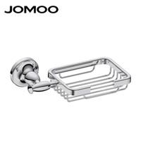 Wholesale Steel Bathroom Basin - Jomoo Bathroom Accessories Soap Dish Holder Hanger Basket Washroom Sink Basin Accessories