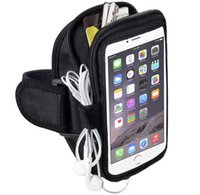 Multifunktions universal touchscreen Avantree Trackpouch Sport Laufende brieftasche tasche armband für iPhone 6 6 S Plus Note3 Note4 S7 Rand