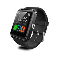 Wholesale Newest S4 Phone - 2017 Newest Bluetooth Smartwatch U8 Smart Watch Wrist Watches for iPhone 4 4S 5 5S Samsung S4 S5 Note 2 Note 3 HTC Android Phone
