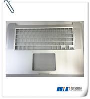 "Wholesale Topcase Macbook - Wholesale New Topcase Laptop Palm rest 2015 For Mac book Pro Retina 15"" A1398 keyboard US topcase"