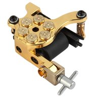 Wholesale Brand New Equipment - New Tattoo Machines Gun Equipment Power Supply 20 Color Ink Cup Tattoo Set Brand New Tattoo Machines Gun Equipment Power Supply