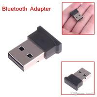 Wholesale Usb Pci Slot - Bluetooth USB 2.0 Dongle Adapter Mini Bluetooth Adapter V2.0 EDR USB for PC Laptop