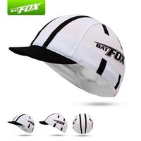 Wholesale Pro Team Hats - Wholesale-BATFOX 2016 New Come Pro Team Cycling Cap Scarf Cycling Jersey Hat Helmet Wear One-size 15 Style for Choose Bike Bicycle Cap Hat