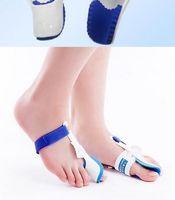Wholesale Toe Straightener Hallux Valgus - Hot Big Toe Separator Corretor Straightener Bunion Hallux Valgus Corrector Night Splint Foot Pain Relief Feet Care