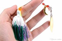 Wholesale leads fishing lures for sale - Group buy Lead Fish Metal Spoon Fishing Lure Bait Swing Bionic Grasshopper Artificial Spinner Insect Bait Pesca Hooks Fishing Accessories