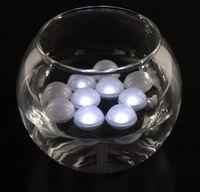 mini luz de luciérnaga al por mayor-Edison2011 Mini Party Light Funciona con batería Firefly Efecto Flotante Bola LED para eventos de fiesta Decoración de la boda