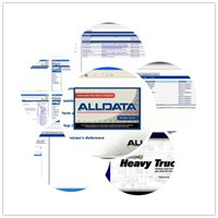 Wholesale Truck Usb Price - factory price Alldata V10.53 Car Repair Software, Automotive Diagnostic Software For Cars, Light Trucks Moto - heavy truck with keygen