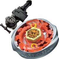 Wholesale Beyblade Metal Masters Gifts - 4D Beyblade Metal Fight Burn Phoenix 135MS Metal Masters BB59 Christmas Gifts Toys Beyblade +L-R Starter Launcher + Hand Grip