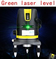 Wholesale laser line self leveling resale online - Green laser multifunction laser cross line rotating self leveling green laser level