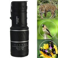Wholesale Outdoor Monocular - Brand New High Quality Adjustable 30X52 Mini Dual Focus Optic Lens Outdoor Travel Monocular Telescope Tourism Scope Binoculars