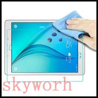Wholesale Crystal S2 - HD Clear LCD Screen Protector Guard for Samsung Galaxy Tab A E S S2 T280 T350 T550 10.1 T710 T810 T560 T377
