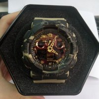 Wholesale Top Selling Digital Watches - Best Selling Product G 100 Style Shock Watch Waterproof Military Army Digital Watches Clock Luxury Brand Top Quality Sport Fitness Relogios