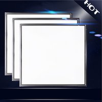 48 led-panel großhandel-hohe Helligkeit führte Deckenleuchte 2835SMD 36W 48W 54W geführte Instrumententafel-Leuchte 36w 48 54w 72w Garantie 3 Jahre CER RoHS