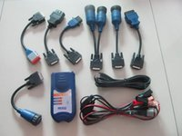Wholesale Interface Nexiq - nexiq diagnostic link 125032 usb interface with obd all cables with newest software for truck diagnostic tool