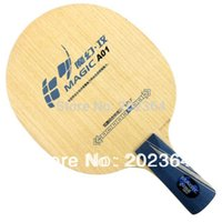 Wholesale Dhs Blades - DHS Magic A01 (A 01, A-01) 7-PLY, Quick-Attack, OFF Table Tennis Blade (Penhold) for PingPong Racket