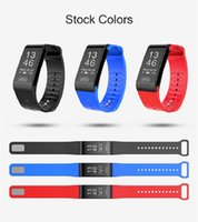 Wholesale Ios Only - The new T6 ECG + PPG medical grade blood pressure heart rate bracelet only healthy sports bracelet