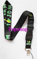 Wholesale Scion Wholesale - Hot 10PCS Green JDM Logo New logo polyster Auto SCION Style Lanyard strap Free shipping