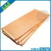 Wholesale Experiment Pcb - 5pcs lot 10x22 cm DIY Prototype Paper PCB Universal Experiment Matrix Circuit Board Bakelite 100*220 mm Free Shipping