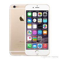 реальные яблочные телефоны оптовых-Оригинальный IOS 11 Apple IPhone 6 поддерживает настоящий 4G без Touch ID отпечатков пальцев 16GGB 64GB IOS телефон 4,7
