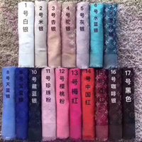 Wholesale Infinity Scarves Letters - Hot-sale ! Top Qualtiy 17 colors luxury brand Scarf For Women with Big Size 140x140cm letter Scarves Infinity Scarf Women Shaw