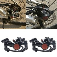 Bike Disc Brakes Front Rear Mechanical Caliper Road Mountain Ciclismo Bicicleta Novo