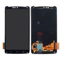 Wholesale Droid Lcd Screen - Free Shipping By DHL, For Motorola Droid turbo Xt1254 LCD Display Screen Touch Digitizer Assembly Replacement Parts