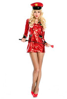 Wholesale Sex Hot Movies - Sexy carnival costume professional costume woman sex hot police costume game clothing