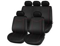 sitzschwamm großhandel-Universal-Autositzbezug mit niedriger Rückenlehne, Set Four Seasons Auto-Autokissen mit 2 mm dickem Schwamm in mittlerem Komfort Langlebig