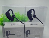 Wholesale Hot New Headphones - HOT New Bluetooth Headset Voyager Legend V8 bluetooth 4.0 earphone headphone For iphone samsung LG HTC With Package factory Wholesale