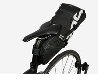 Wholesale Road Bicycle Bags - ROSWHEEL 131414 Bicycle Seatpost Bag Bike Saddle Seat Storage Pannier Cycling MTB Road Rear Pack Water tight Extendable 8L 10L