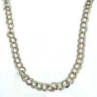 Wholesale Vintage Jewlry - 2017 Fashion Men Chain Choker Necklace Link Ethnic Vintage Punk Stainless Steel Silver Color Collar Necklace for Women Whosale Jewlry Gift