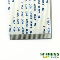 rc lipo batterie 4s großhandel-32Pin 1.0mm Pitch FFC FPC Typ A 150mm Länge Flach Flex Flachbandkabel / Flexible Flachkabel Gleiche Seite 10 TEILE / LOS Kostenloser versand