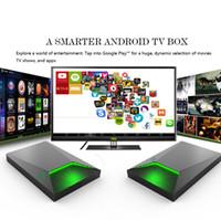 бесплатная доставка tv box оптовых-Android смарт-телевизор коробка М9 Z9 S912 восьмиядерный S912+2Г+16Г Android6.0 5г ТВ коробка WiFi HDMI2.0 с Bluetooth 4K смарт-телевизор коробка медиа-плеер свободный корабль