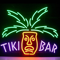 Bar Logo Glas LED Neon Zeichen DIY Flex Seil Licht Indoor / Outdoor Dekoration RGB Spannung 110V-240V