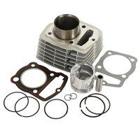 Wholesale rebuilt engines - SINGLE CYLINDER TOP END REBUILD KIT HONDA CB125S CL125S SL125 XL125 OHC ENGINE