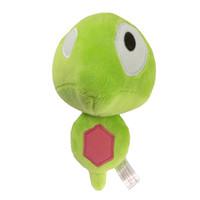 "Wholesale 18cm plush - New arrival 100% Cotton 3pcs Lot 7"" 18cm Zygarde Core Pikach Plush Doll Stuffed Animals Toy Holiday Gifts"